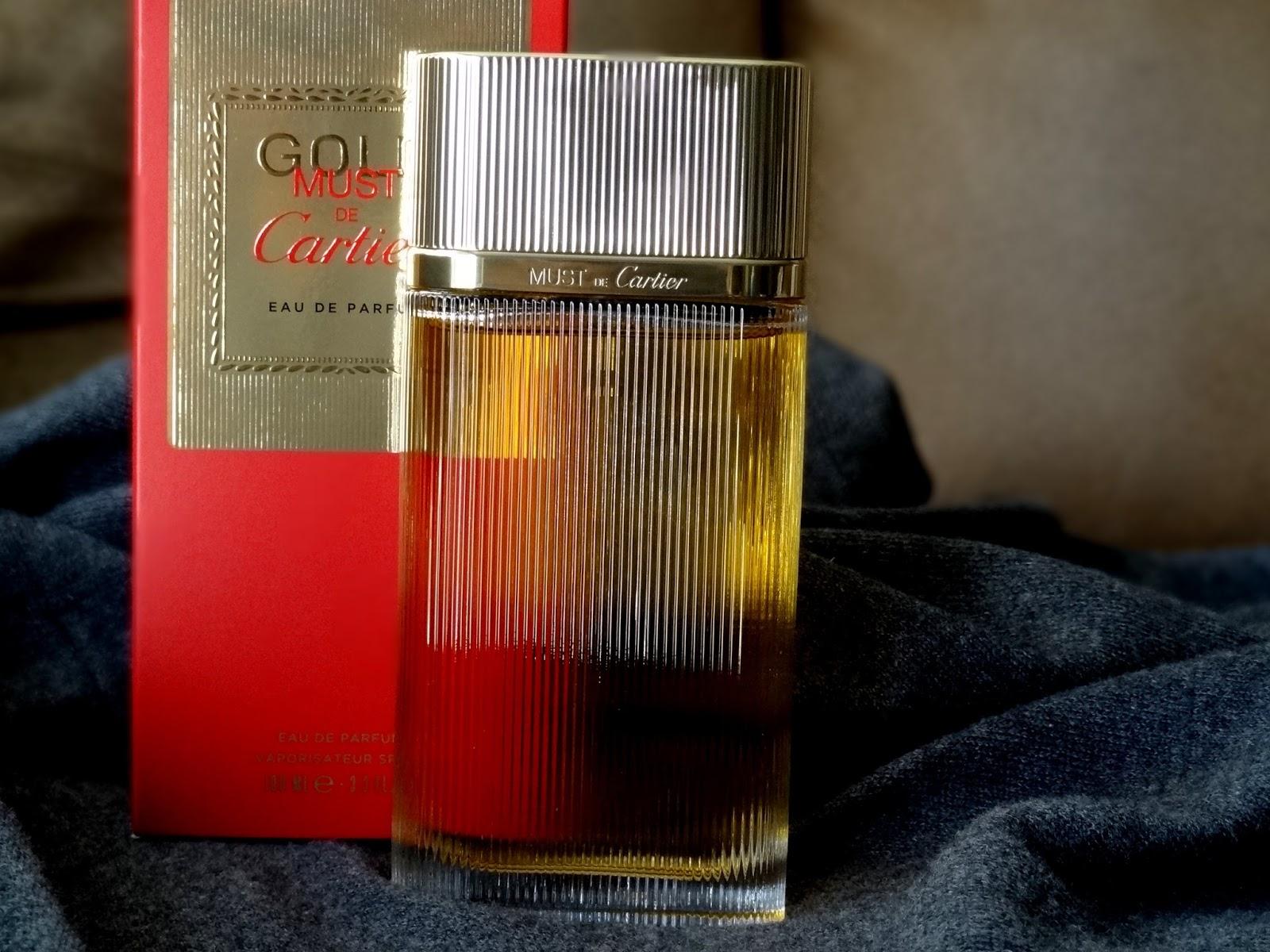 Makeup Beauty And More Must De Cartier Gold Eau De Parfum
