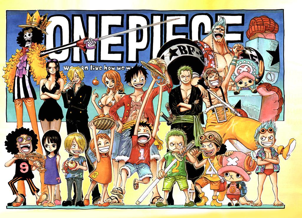 Komik One Piece 790 Pdf