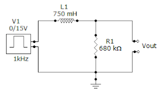 Time Response of Reactive Circuits figure 01