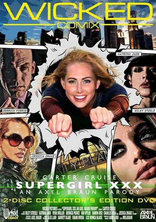 18+ Supergirl XXX An Axel Braun Parody (2016) Full Movie English 720p HDRip x264