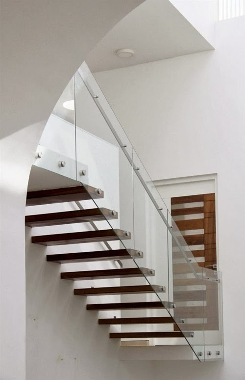 30 Wooden Types of Stairs for Modern Homes Architecture