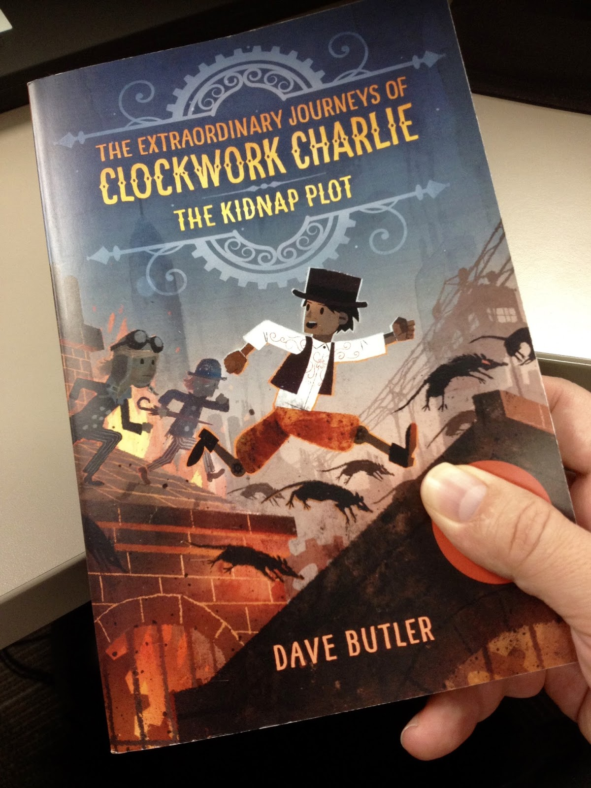scotty watty doodle all the day  dave butler u0026 39 s  u0026quot clockwork charlie  the kidnap plot u0026quot    a book review
