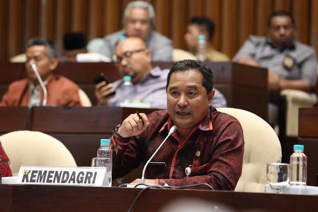 Kemdagri Kecam Gubernur Papua soal Tarik TNI-Polri dari Nduga