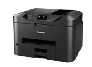 One offering solution prices shade printing for the workplace Canon MAXIFY MB2370 Driver Download