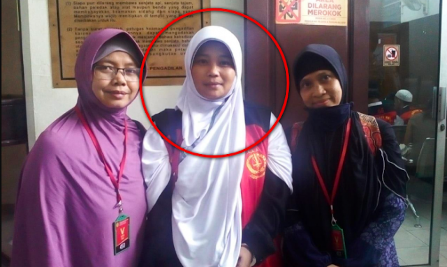 Terdakwa Barisan Emak Militan, Tangguh di Persidangan membuat Jaksa ketar ketir