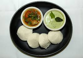 Hot Idlis at 3 INR Per Piece in Chennai