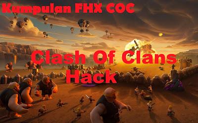 Download Gratis Kumpulan FHX  Clash Of Clans Edisi Akhir Tahun 2016