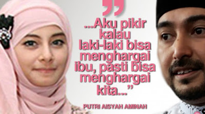 Poligami Secara Diam-Diam, Ustaz Al Habsyi Kini Jilat Ludah Sendiri