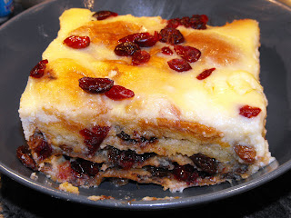 Brioche Butter Pudding