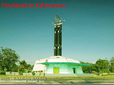 Attractive Place in Kalimantan