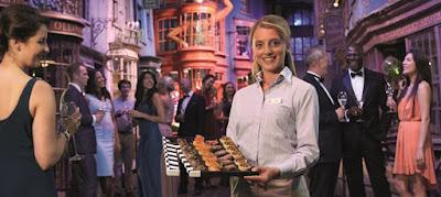 Vive una experiencia en la Warner Bros de Londres