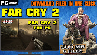 FAR CRY 2 PC GAME DOWNLOAD