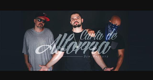 Vídeo - Selassie - Carta de Alforria part. DJ Piggy