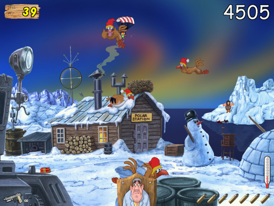 Chicken Shoot 2 Edition 2012 Free Full Version Pc Game