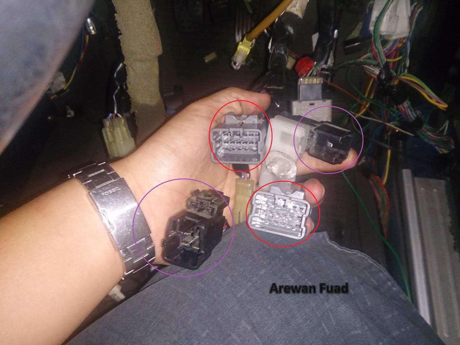 Wiring Diagram Kancil 660