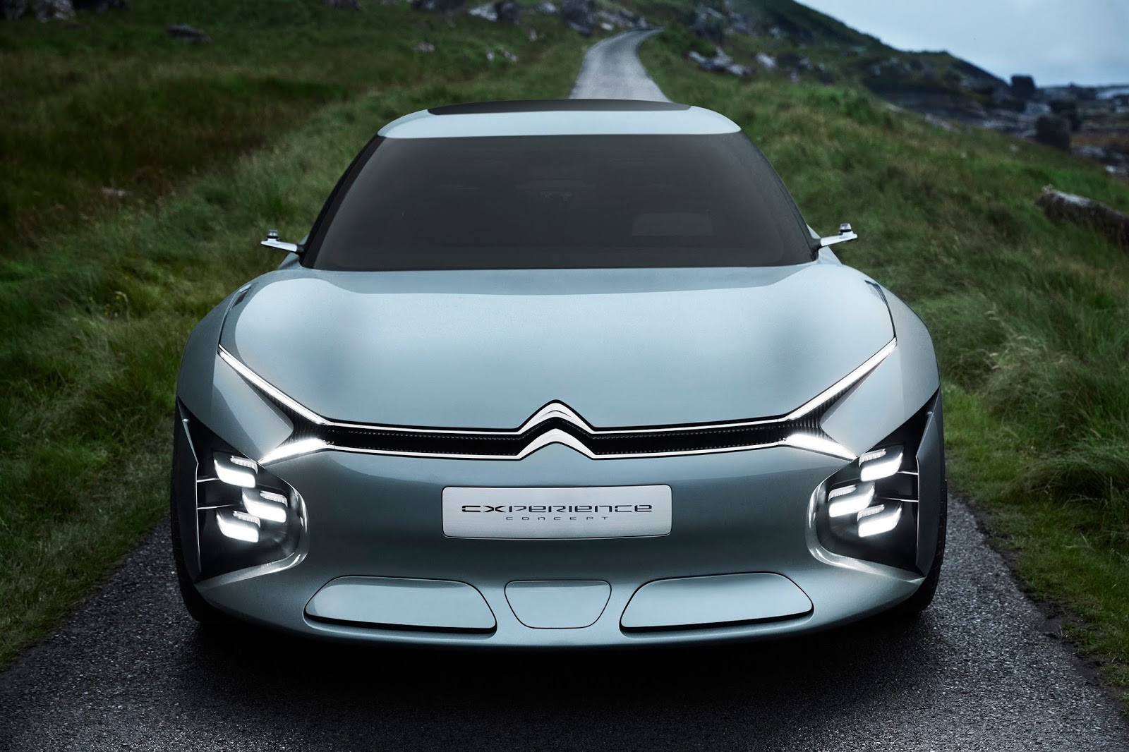 Grilles Tv Bein Sport The Motoring World Citroen To Launch An All New Concept At This