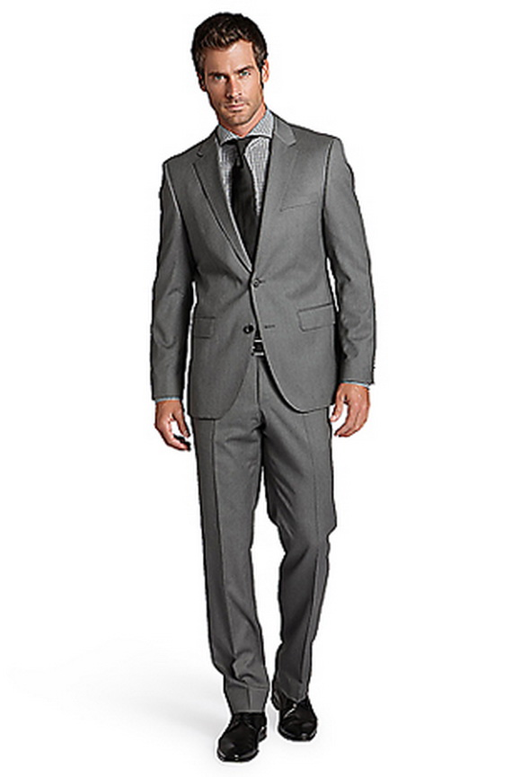 Boss Black Mens Suits For Men | Men's Fashion And Styles