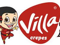 Lowongan Kerja Crepes Maker di Villa Crepes - Semarang