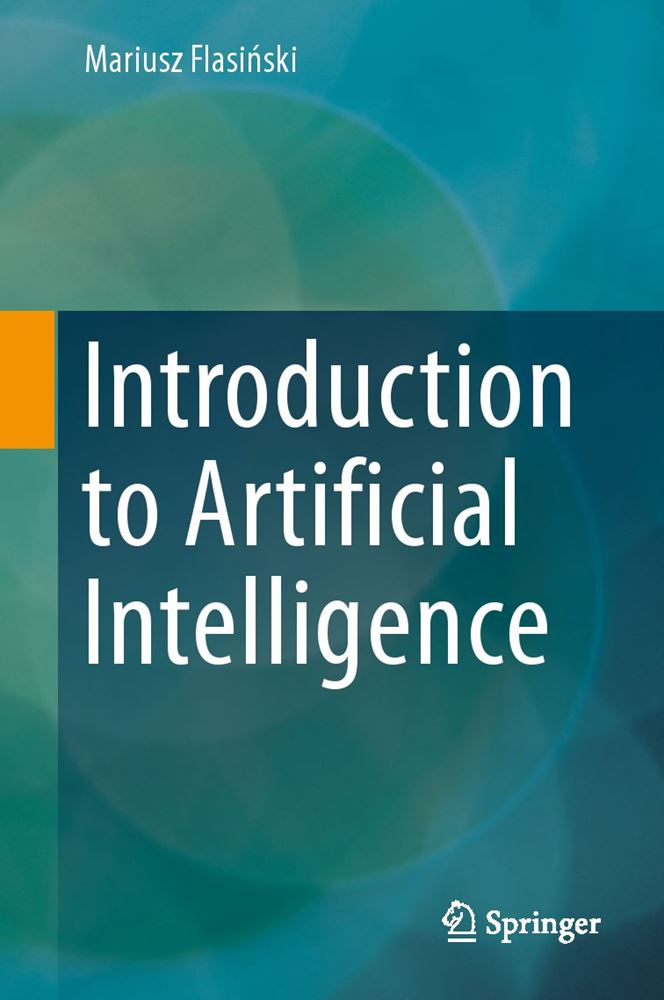 Introduction to Artificial Intelligence book by Mariusz Flasinski