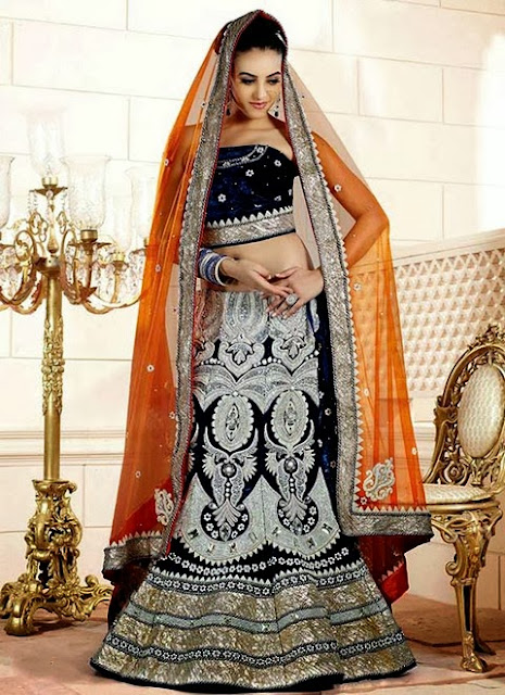 Image result for designer chaniya choli patterns