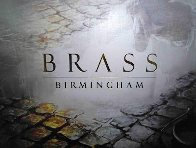 Brass Birmingham boardgame cover