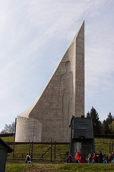 Camp De Concentration En Alsace : concentration, alsace, Dachau, NATZWEILER, CONCENTRATION