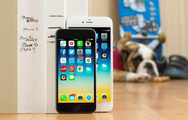 how tall is an iphone 5 all about smartphones this is how the iphone 6 plus 18529