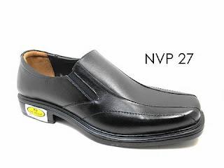 Sepatu Pantofel Pria Bertali Sekolah Pendek Formal