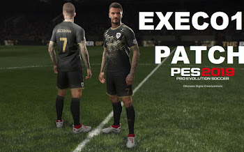 Execo19 Patch | PES2019 | PC | By Smoke Patch