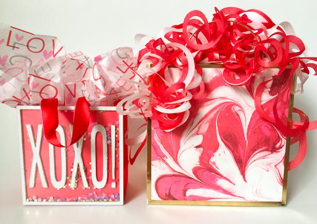 Hallmark Valentine's Day 2017 - Gift Bags #LoveHallmarkCA