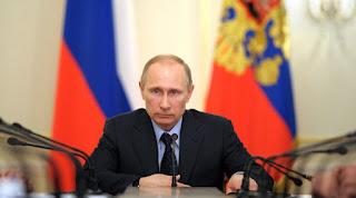 مقر الرئيس الروسي