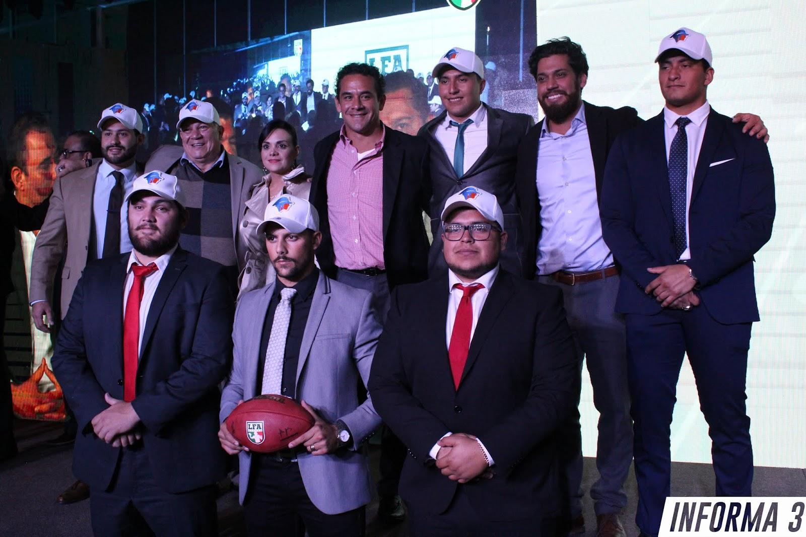 Jugadores seleccionados por Artilleros, Draft LFA 2019