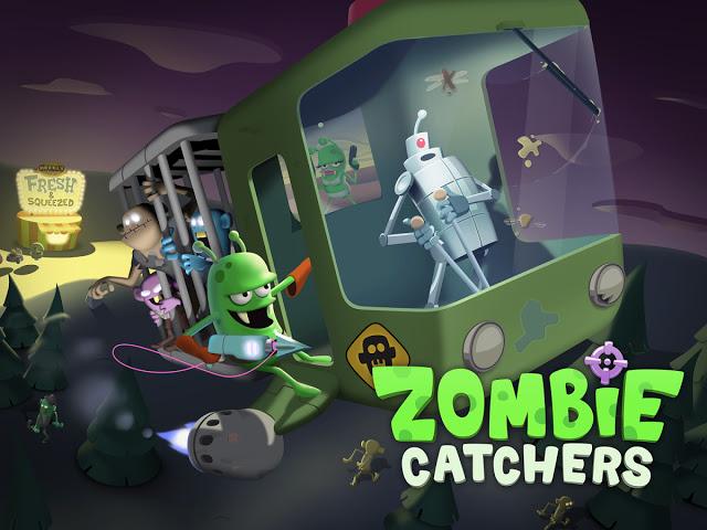 تحميل لعبة Zombie Catchers v1.0.14 مهكرة للاندرويد