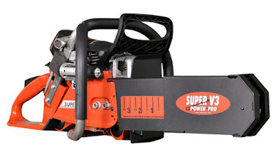 Super Vac Super V3 Power Pro Ventilation Saw