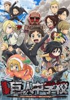 Review Anime: Shingeki!! Kyojin Chuugakkou