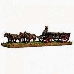 SUL9 Ox Drawn Wagon.