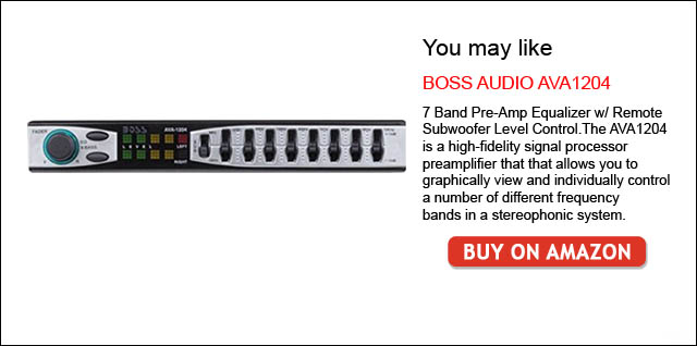 Buy Boss Ava1204 on Amazon