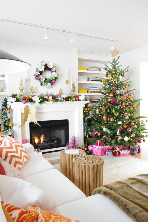 family christmas party themes & ideas