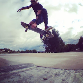 Mark Jansen Skateboarding Adelaide Boneless Hallett Cove