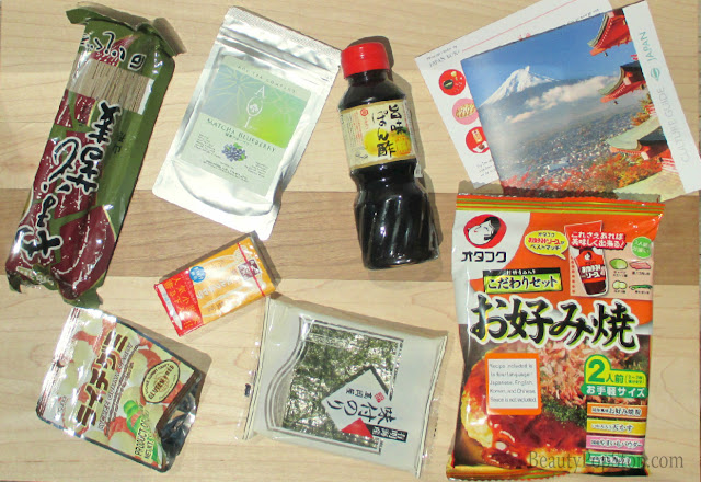 try the world international food subscription box japanese food