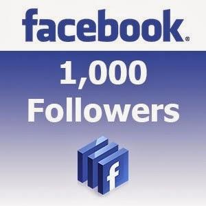Buy 1000 Facebook Followers