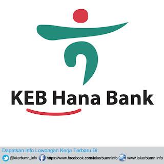 Lowongan Kerja Bank KEB Hana Indonesia 2016 Banyak Posisi