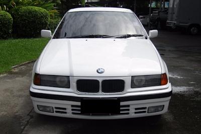 Eksterior BMW E36