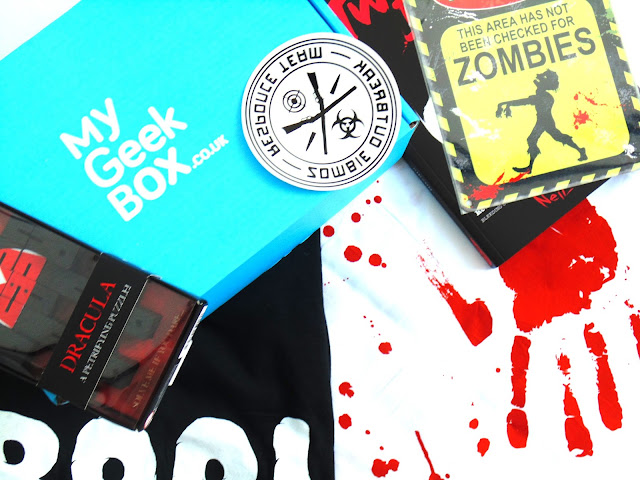 My Geek Box: Afterlight Box (Oct)