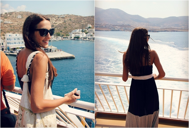 outfit ideas for Greek islands