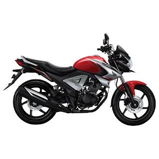 Sepeda Motor Honda Mega Pro FI 2