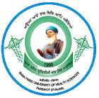 Baba Farid University of Health Sciences, BFUHS, freejobalert, Sarkari Naukri, BFUHS Admit Card, Admit Card, bfuhs logo