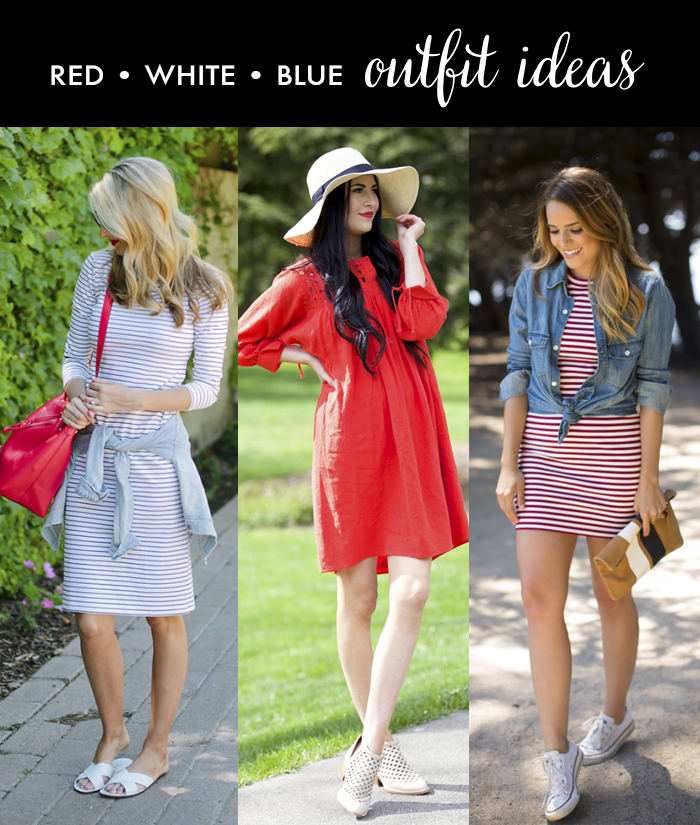 forth of july outfit ideas_pink peonies_striped dresses_casual summer dress outfit