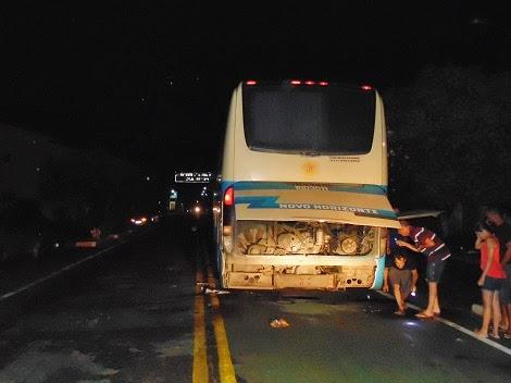 Mecânico da Novo Horizonte Morre Atropelado em Livramento