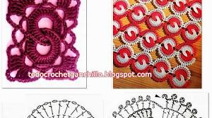 Punto entrelazado al crochet